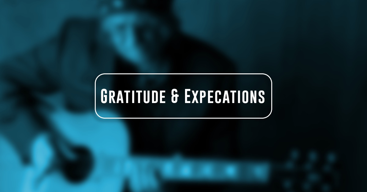 Gratitude & Expectations by Anne Grady