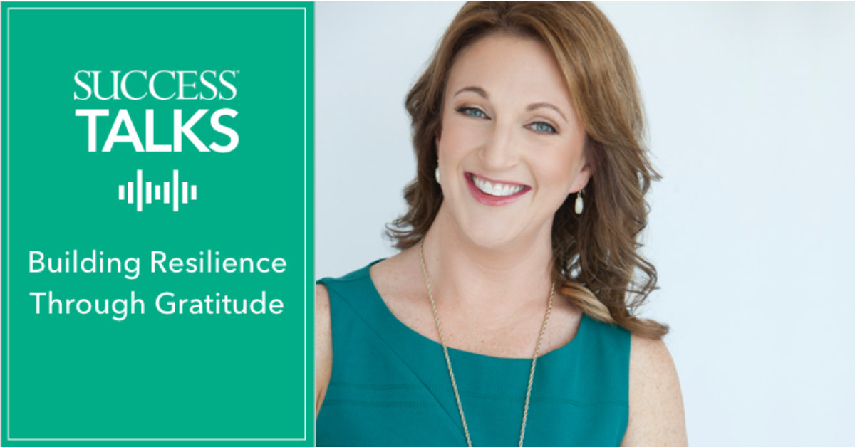 Anne Grady on Building Resilience Through Gratitude